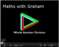 Whole number Division