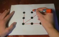 Join the dots puzzle