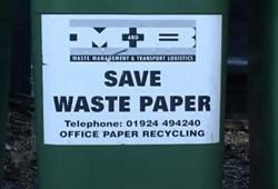 Maths at work:Investing in waste management