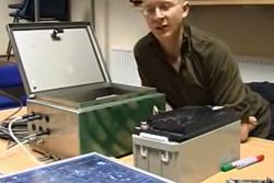 Maths at work: using solar panels